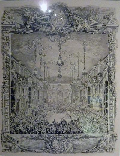 """L'exposition """"Arras vous fait la cour"""""""