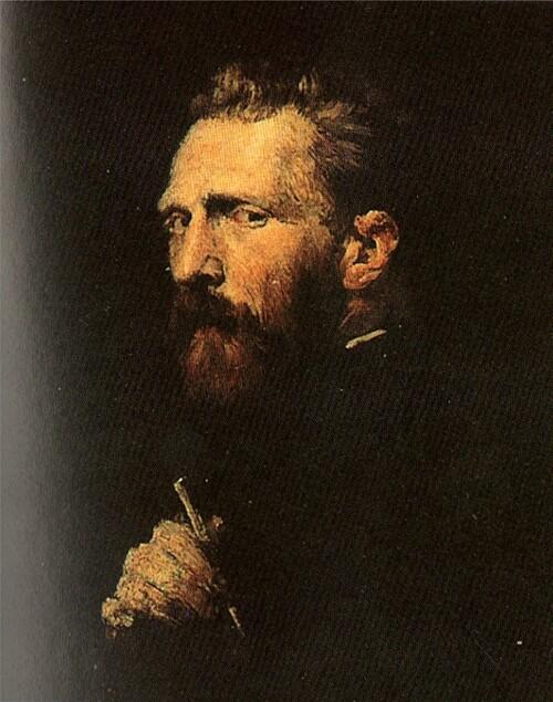 7.Van Gogh 1884 / A Nuenen,désormais artiste!