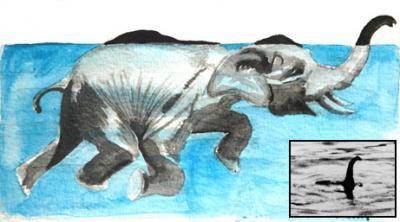 Le monstre du Loch Ness - Paranormal