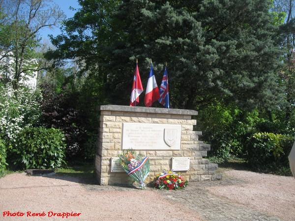 Le 8 Mai a été commémoré à Châtillon sur Seine...