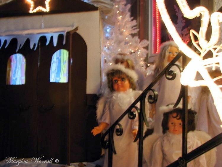 Au temps des marchés de Noël : Chez le voisin