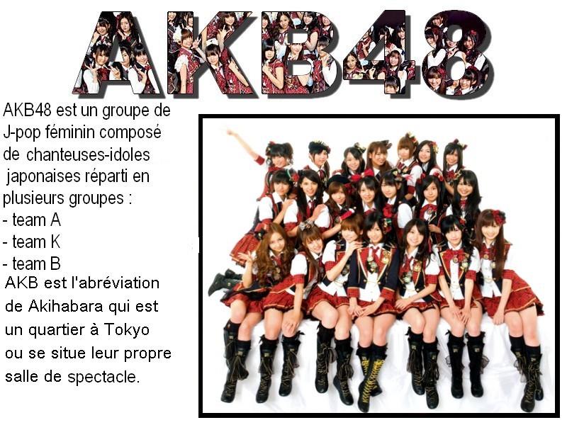 - AKB48