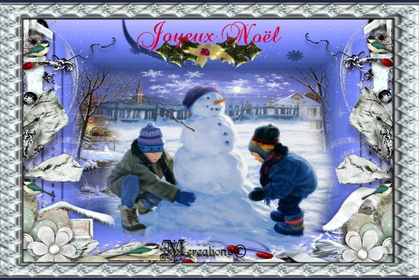 Joyeux Noel  ( à touts les enfants )