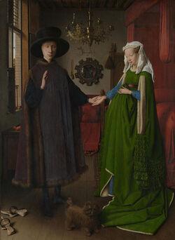 1434 époux arnolfini