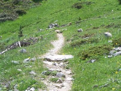 Topo Col de Chavière