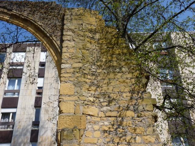 Metz église Saint-Livier mp13 - 20