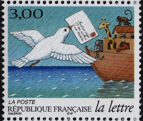 La lettre au fil du temps : Noé-3150