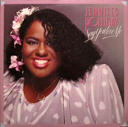 Jennifer Holliday - Say You Love Me - Complete LP