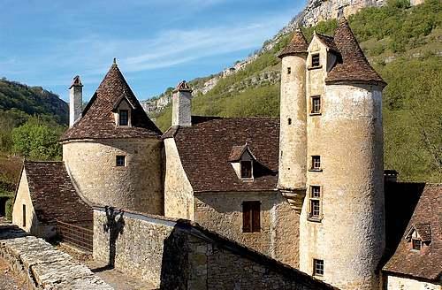 Autoire, un des plus beaux villages de France