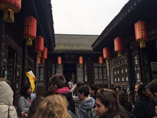 8ème jour de Xian à Beijing 从西安到北京