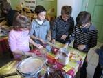 Concours de cuisine d'Anne Sophie Pic