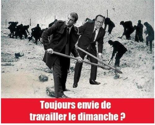 - Un peu d'humour révolutionnaire, que diable !!!