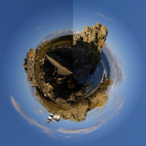 Polar Panorama : les planètes faciles
