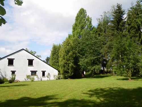 La maison de mon enfance.