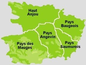 Blog de lisezmoi :Hello! Bienvenue sur mon blog!, Le Maine et Loire : les plus beaux villages