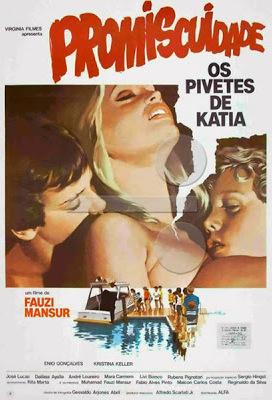 Promiscuidade, os Pivetes de Kátia. 1984.