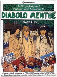DIABOLO MENTHE AFFICHE 1977