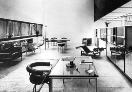 julu design le designer du mois le corbusier. Black Bedroom Furniture Sets. Home Design Ideas