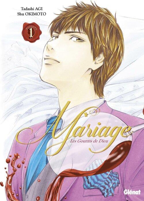 Les gouttes de Dieu : mariage - Tome 01 - Tadashi Agi & Shu Okimoto