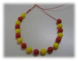 Perles de maternelles