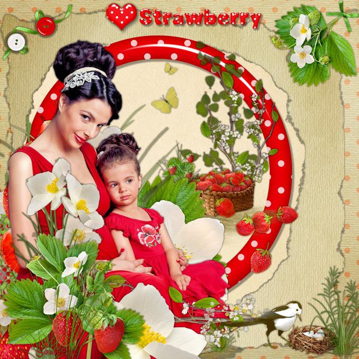 Une envie de fraises