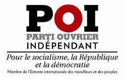 Déclaration du BN du POI du 3 octobre