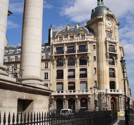 Rue Réaumur, symbole de l'architecture du 20ème siècle