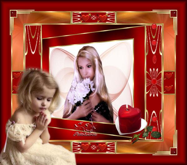 Prière Enfantine