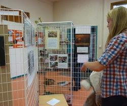Vernissage de l'exposition Mois de l'Afrique à la découverte du Mali