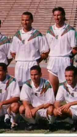 ZITOUNI Abderrahmane 1990