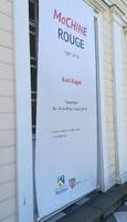 MaChine rouge de Karl Kugel - coup de coeur