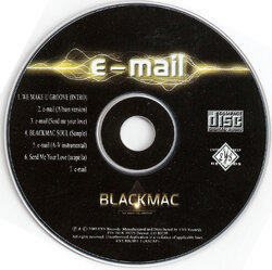 BLACKMAC - E-MAIL (CDS 2000)