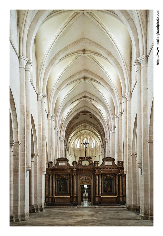 Pontigny à Vezelay, de l'ordre Cistercien à la colline éternelle