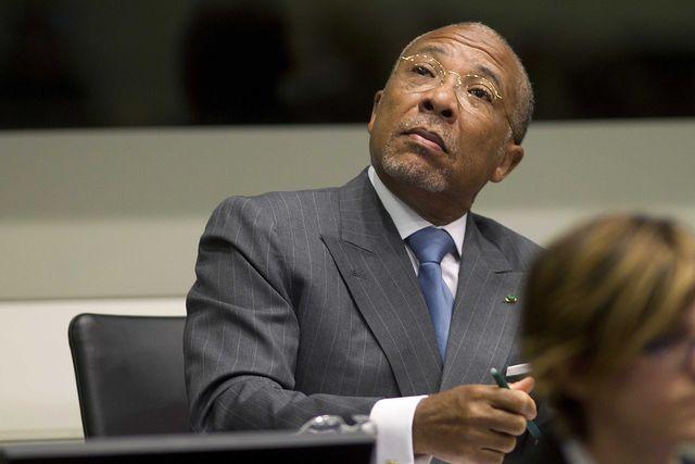 L'ex-président Charles Taylor condamné à 50 ans de prison