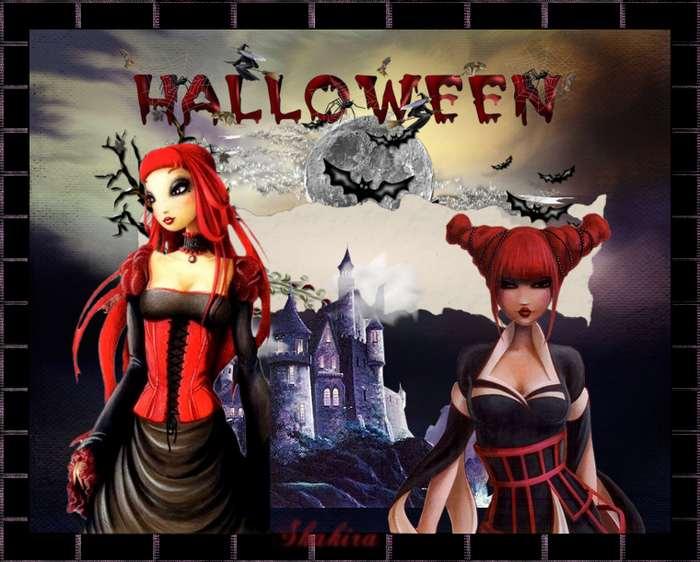 Quelque créas halloween
