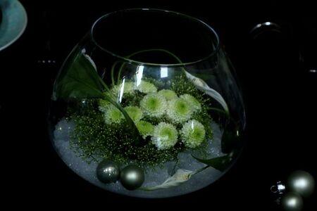 Une St Sylvestre bien fleurie