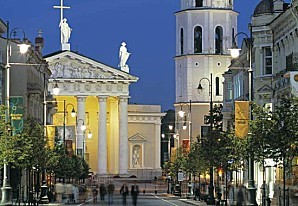Vilnius Beautiful-architecture 2746