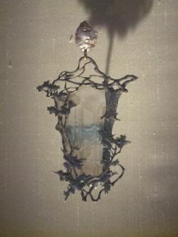 Lisbonne:un dessin de Lalique.