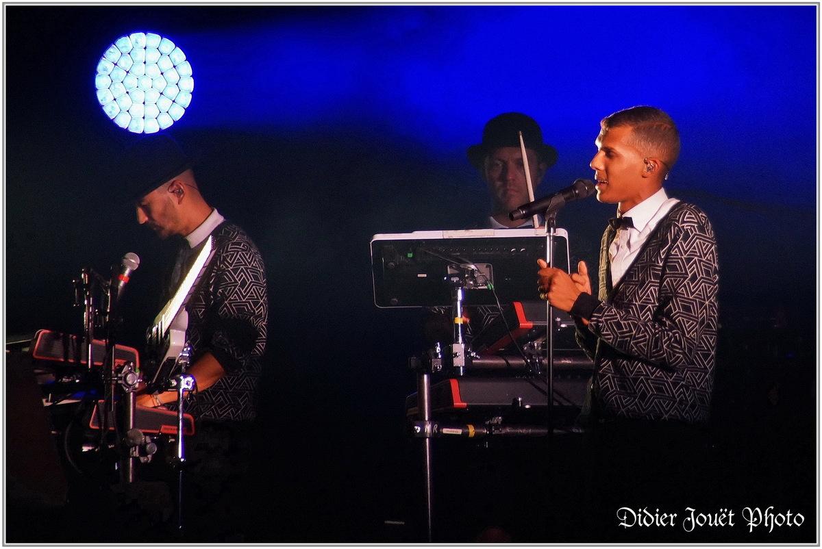 Stromae (1) - Festival des Vieilles Charrues 2014