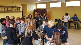 Elections pour le Conseil Municipal des Jeunes