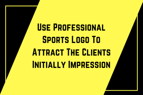 Use Professional Sports Logo To Attract The Clients Initially Impression
