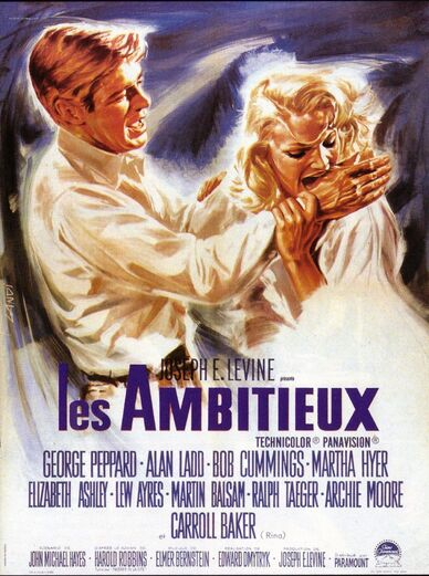 LES AMBITIEUX BOX OFFICE FRANCE 1965