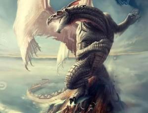 Hidden alphabet - Dragon 2
