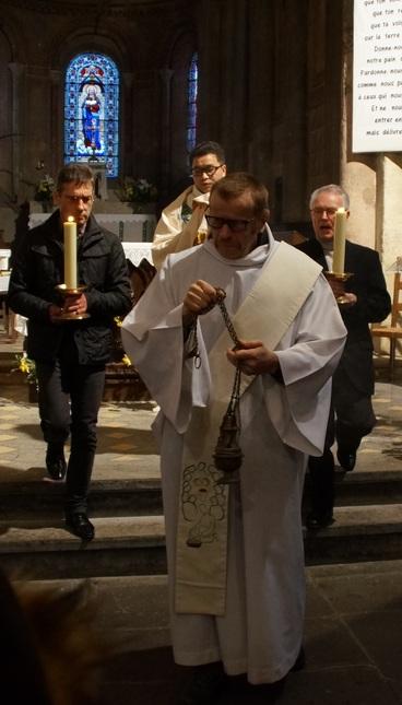 Messe en mémoire de la Sainte Cène