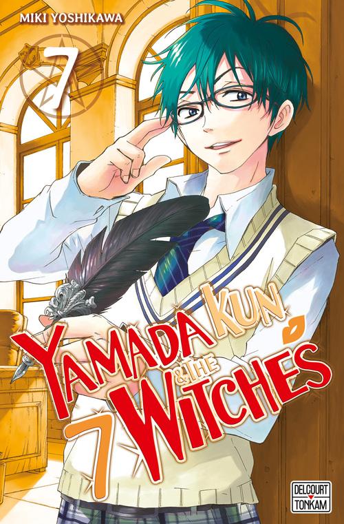 Yamada kun & the 7 witches - Tome 07 - Miki Yoshikawa