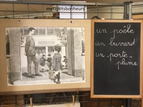 L'école primaire....