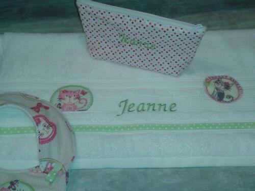 """Babybox """"bébé Jeanne"""""""