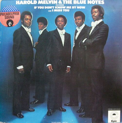 "1972 : Harold Melvin & The Blue Notes : Album "" Same "" Philadelphia International Records KZ 31648 [ US ]"