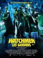 Watchmen Les Gardiens affiche