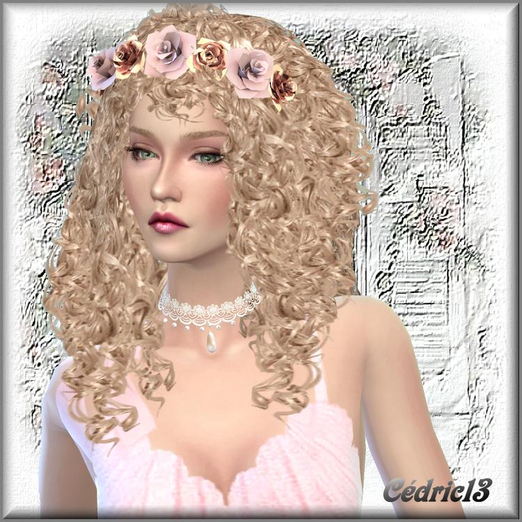 TS4 Sim: Ballerina (ré edition )
